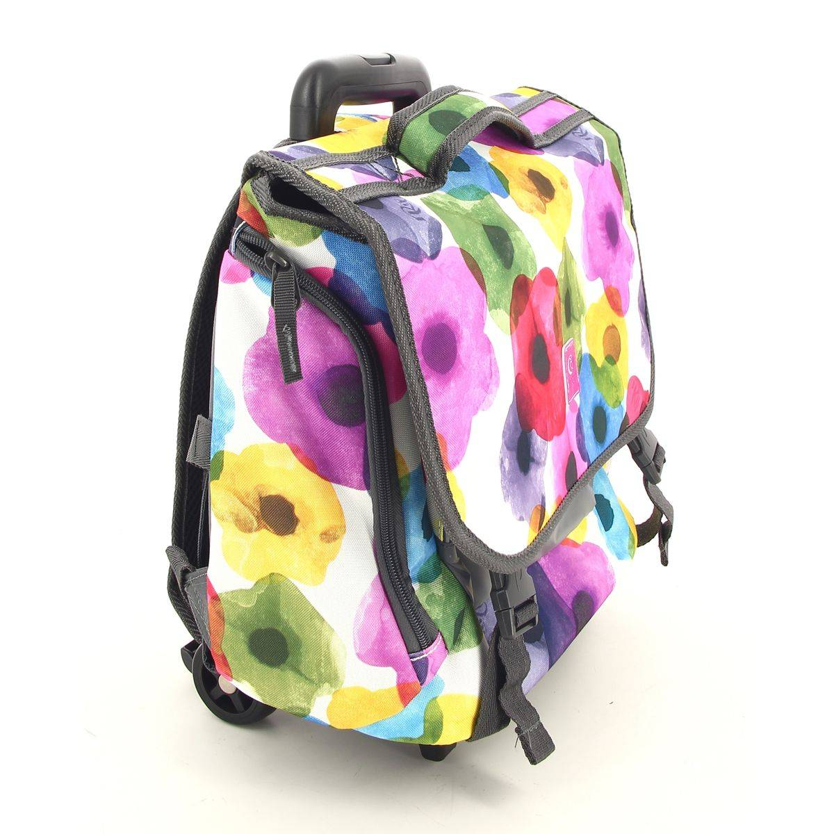rip curl cartable roulettes fille flower mix wh satchel lbphm4. Black Bedroom Furniture Sets. Home Design Ideas