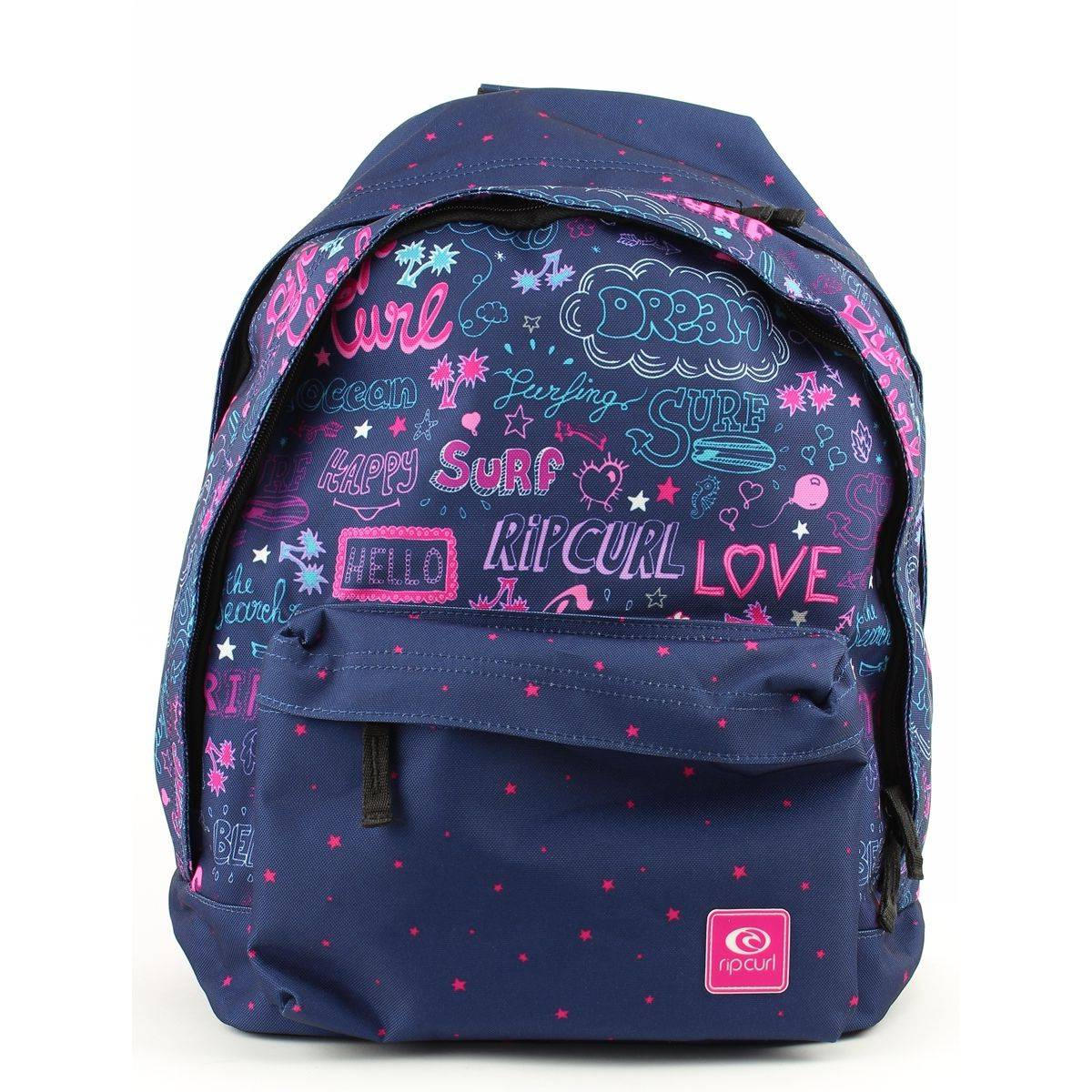 rip curl sac dos fille star let double dome lbphy4. Black Bedroom Furniture Sets. Home Design Ideas