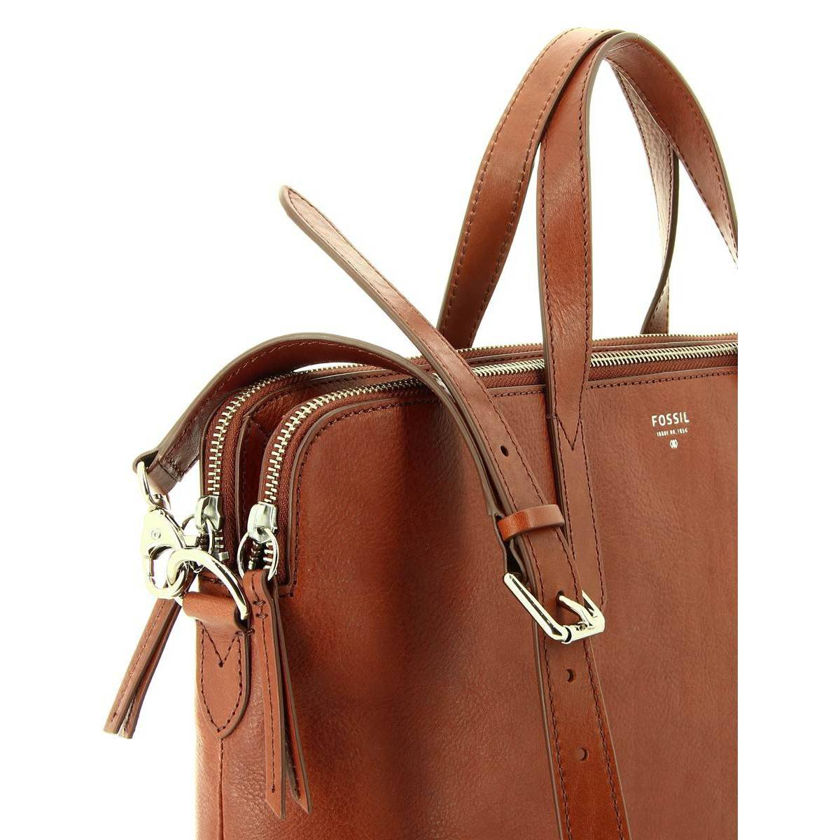 Sac A Main Sydney Fossil Lisa Nelson Blog - Sac porte document femme