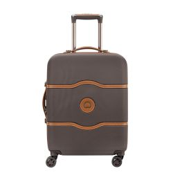 Delsey - Valise rigide taille cabine slim 55cm 4 roues 38 litres Châtelet Air (1672803)