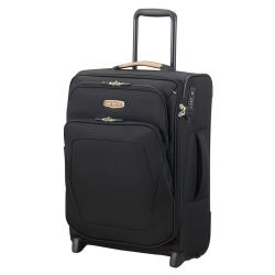 Samsonite - Valise souple taille cabine extensible 2 roues 55cm 48.5/57 litres Spark SNG Eco (115756)