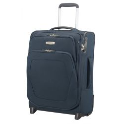 Samsonite - Valise souple taille cabine extensible 2 roues 55cm 48.5/57 litres Spark SNG (87549)