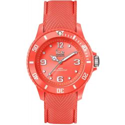 Ice Watch - Montre corail mixte bracelet silicone corail Ice Sixty Nine (014237)