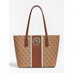 Guess - Grand sac cabas tendance femme en simili cuir logo 4G Open Road (hwss7186240)