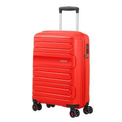 American Tourister - Valise rigide taille cabine 55cm 4 roues 35 litres Sunside (107526)